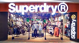 SuperDry Vivocity Reopens
